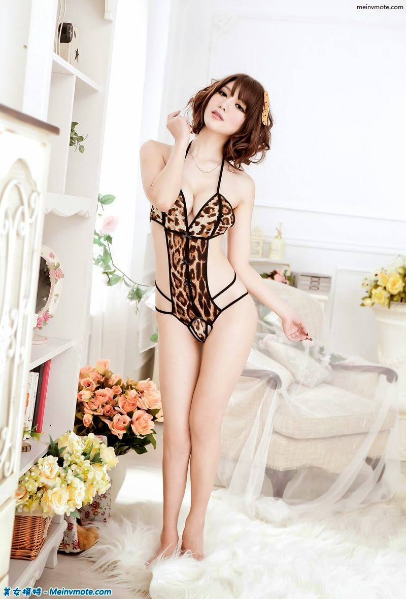 Sexy lingerie model Temptation
