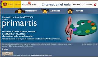 http://recursostic.educacion.es/primaria/primartis/web/