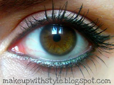 """yeşil göz kalemi"", ""mac"""