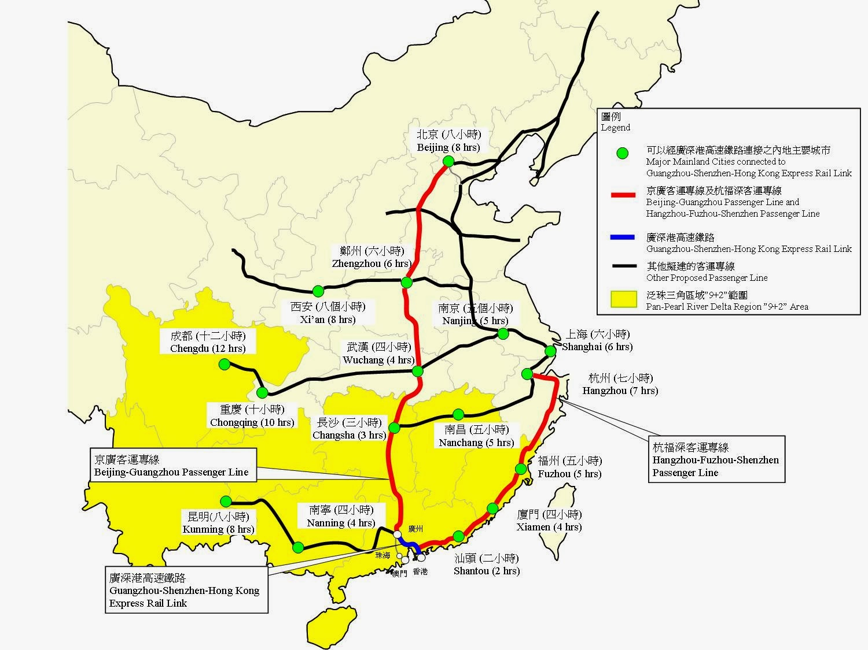 Shanwei China  city photo : The high speed Xiamen to Shenzhen Railway line opens on Saturday the ...