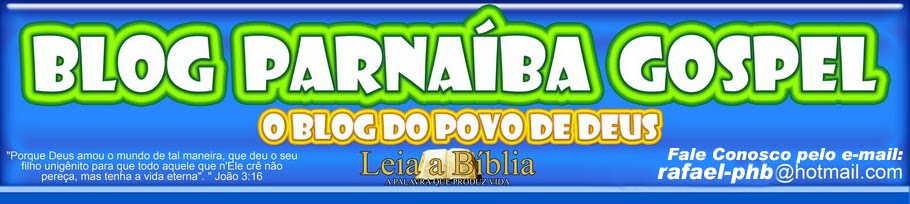 Blog Parnaíba Gospel