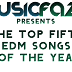 Top 50 Electronic Music Songs of 2011