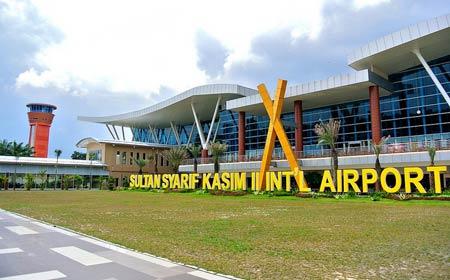 Nomor Call Center Bandara Sultan Syarif Kasim II