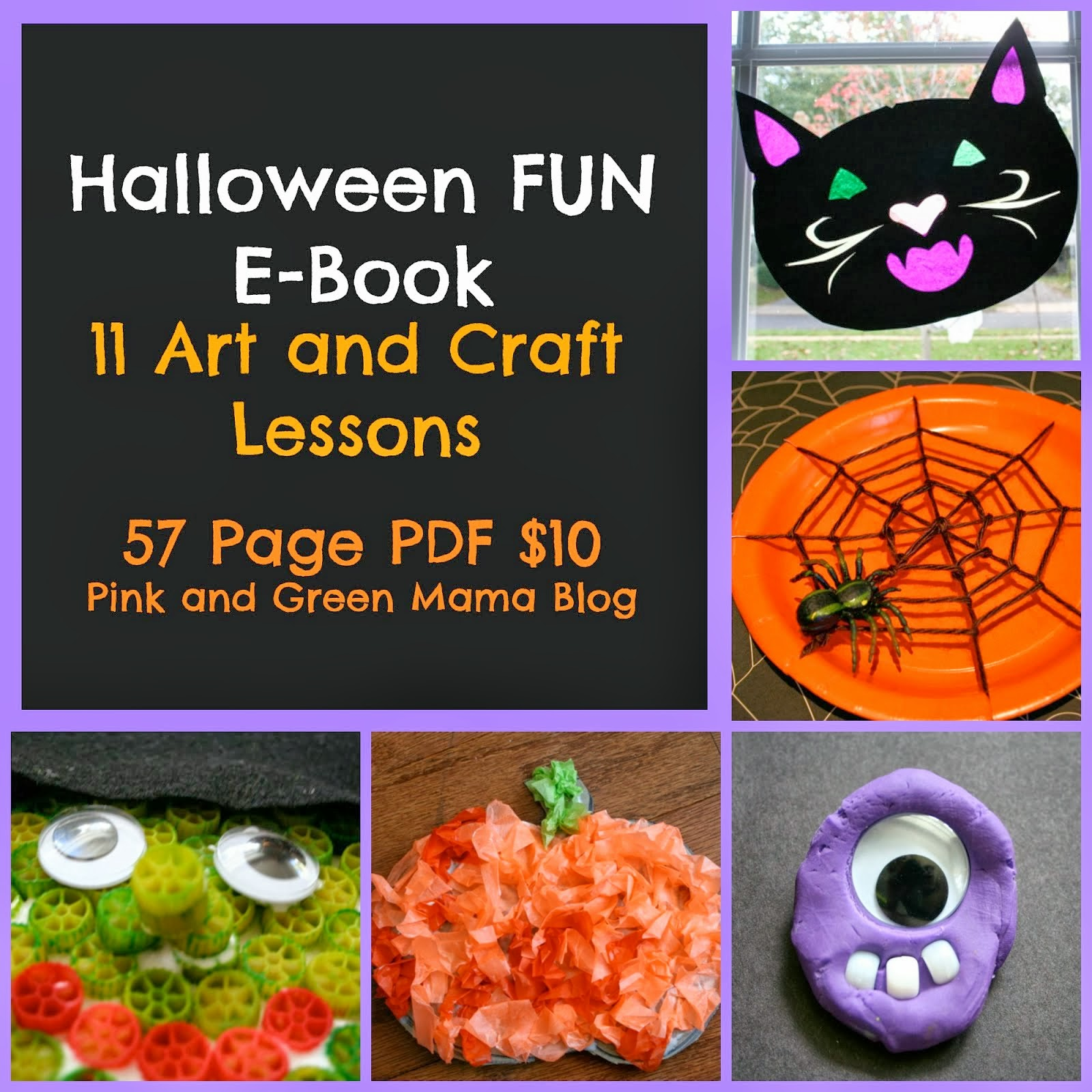 Halloween Fun EBook