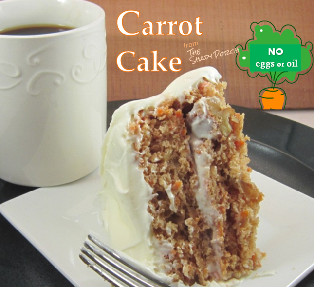 Carrot Cake Recipe: Easy and Healthier