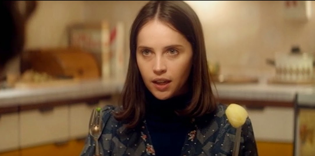 Felicity Jones - La teoria del tutto