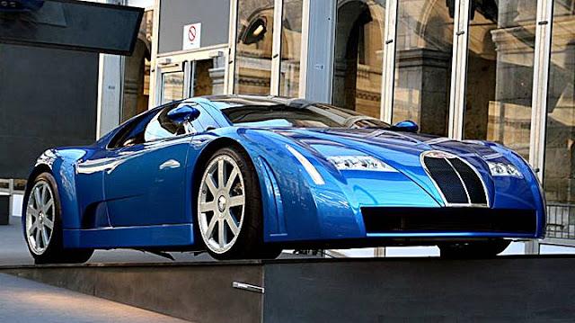 2017 Bugatti Chiron Specs