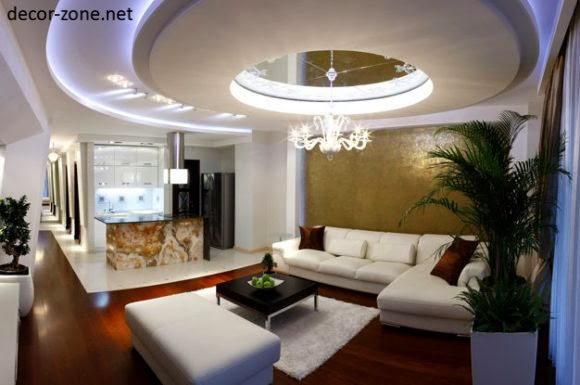 False ceiling designs for living room photos structure for Living room false ceiling designs pictures