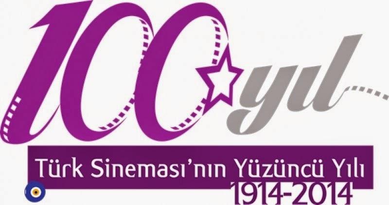 Logo 100 χρόνων του Τούρκικου κινηματογράφου