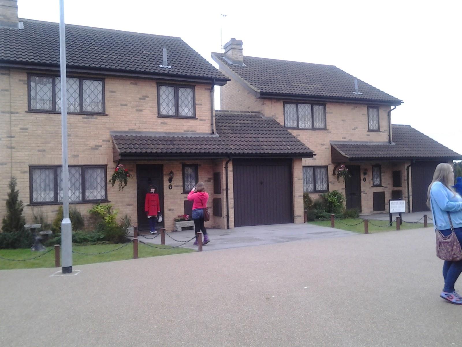 England 2012/13: Harry Potter Studios Teil 2