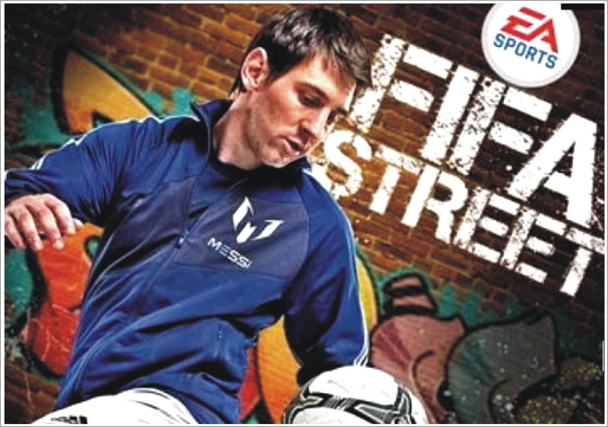 FIFA Street 2012 ya a la venta en Xbox 360 y PS3  Análisis, opinión