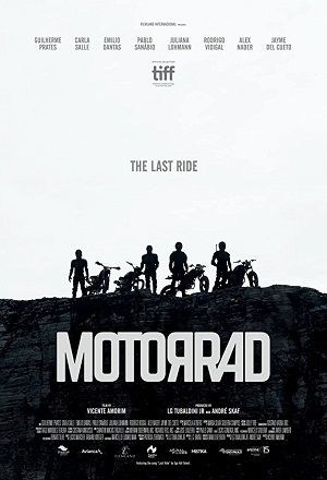Motorrad - A Trilha da Morte Filmes Torrent Download capa