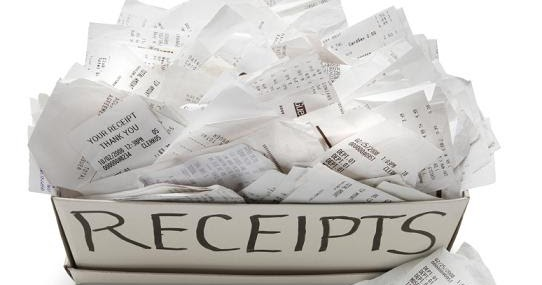 what is the difference between capital receipts and