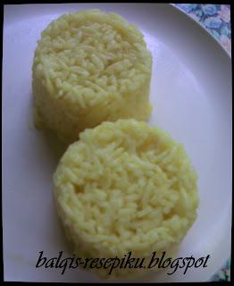 Nasi Kuning Enak