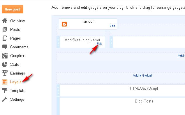 Cara membuat logo blog agar blog lebih menarik