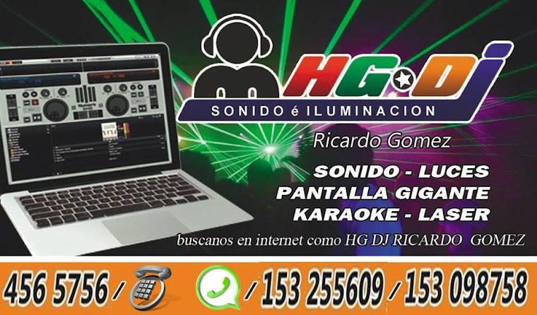 HG DJ (Ricardo Gomez)