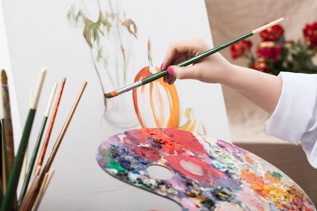 Игра рисовать как художник