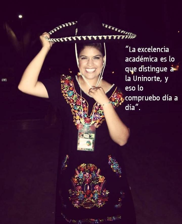 Testimonio de la estudiante mexicana Brenda Vera