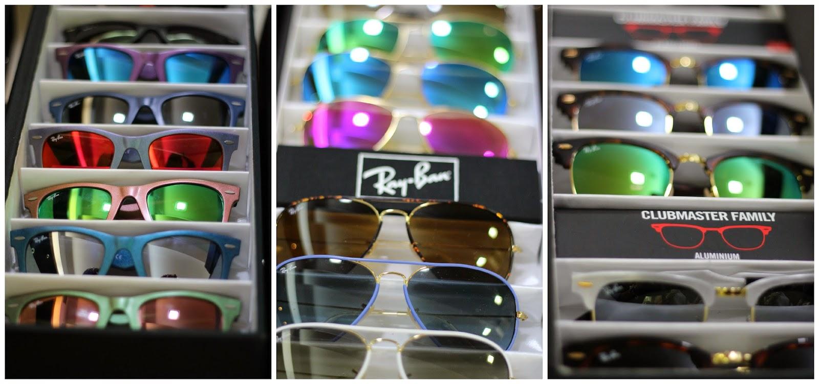 Nueva colección Rayban 2014