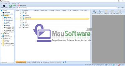 cara menyatukan atau menggabungkan 2 file pdf atau lebih dengan software pdf combine