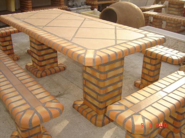 Decoracion actual de moda muebles de piedra para el jard n for Banco de piedra para jardin