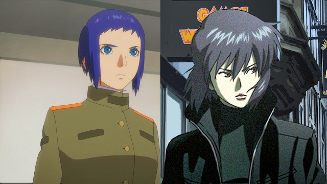 Ghost in the Shell - Arise: Ghost Pain (2013) (SubITA