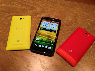 HTC One X+ (Pictures)