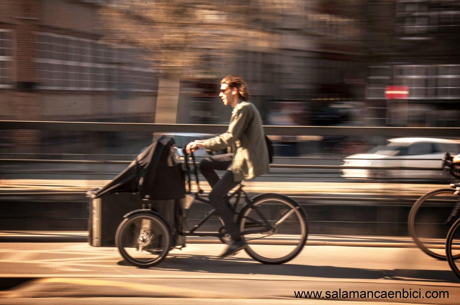 Salamanca En Bici Cargo Bikes ~ Bicicletas Segunda Mano Salamanca