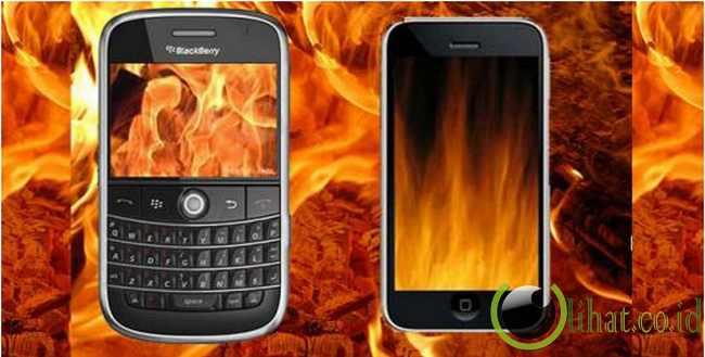 7 Cara Supaya Smartphone tidak Gampang Meledak