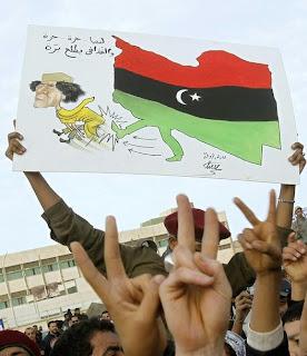 Di Tripoli, 11 Jam Pertempuran 1.500 Orang Tewas