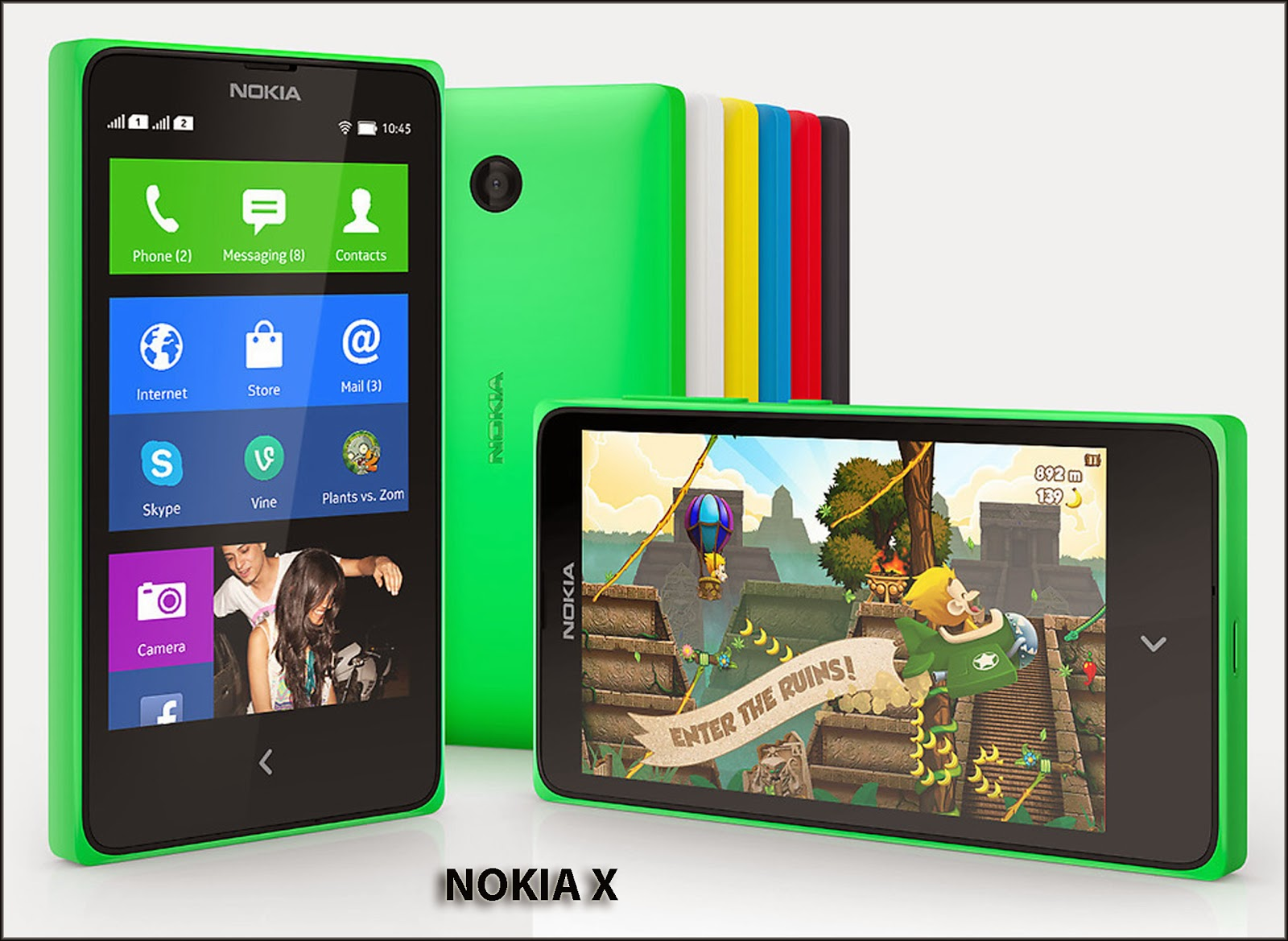 Nokia X with Telenor Offer
