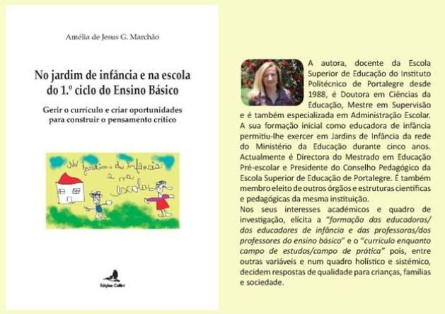 Arronches em not cias portalegre lan amento do livro for Grado superior de jardin de infancia