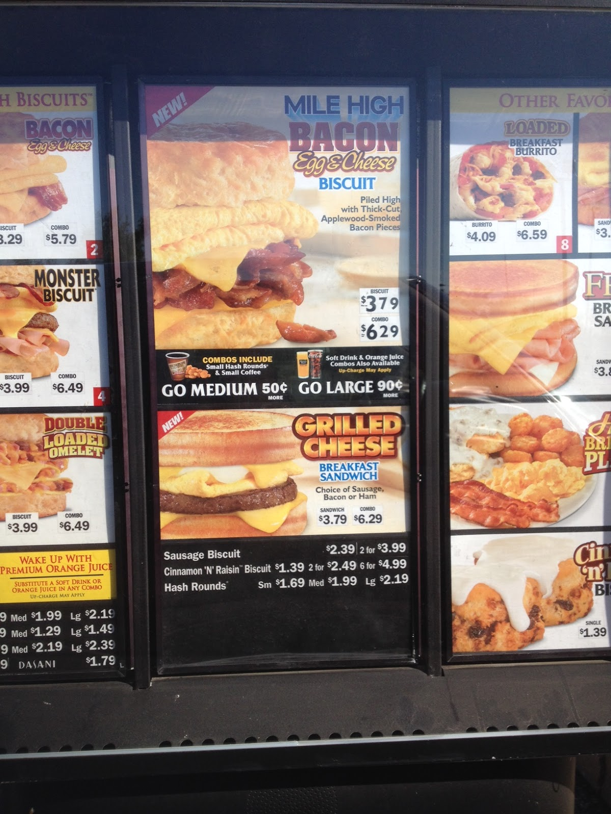 Hardee's Beefs Up Breakfast Menu With Bigger Biscuit Sandwich ...