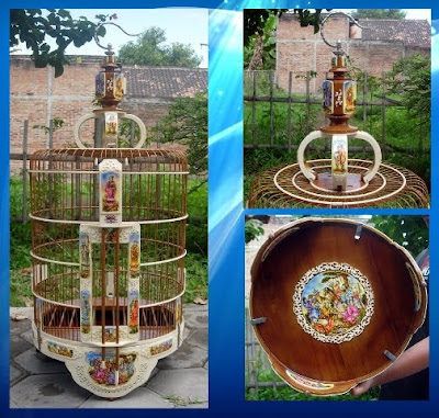 Bird cage, Handicraft Company