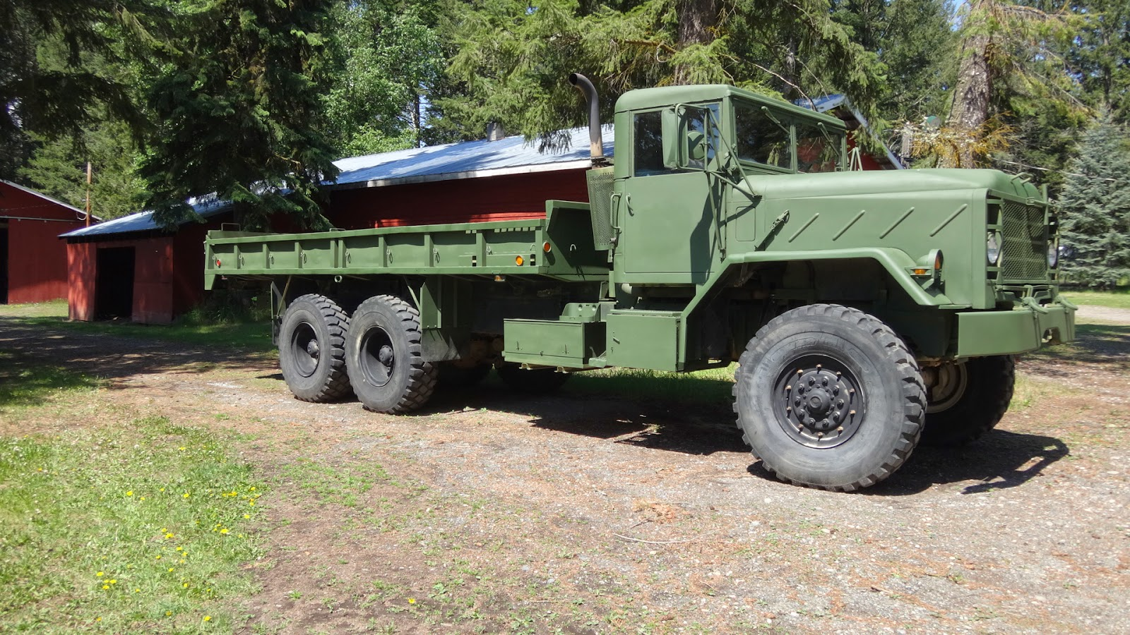 Military Vehicles For Sale Canada >> Cariboo 6x6 Trucks