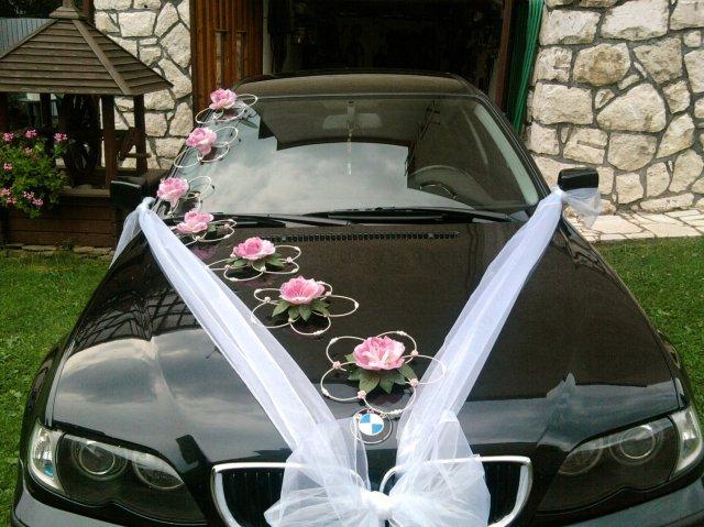 Como decorar autos de novios lodijoella - Decoracion coche novia ...