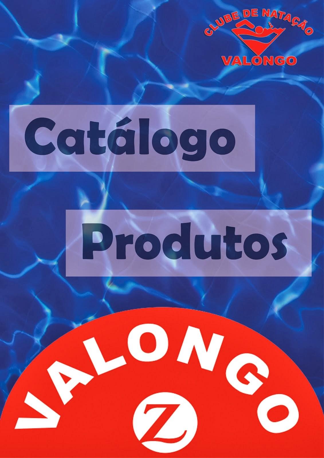 Catálogo de Produtos CNV