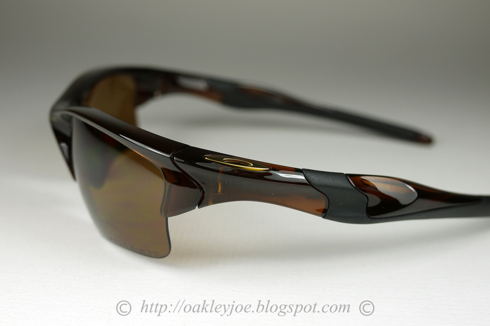 prescription lenses for oakley half jacket pihl  OO9154-08 Half Jacket 20 XL Polarized polished rootbeer + bronze  polarized NOT FOR SALE lens pre coated with Oakley hydrophobic nano  solution