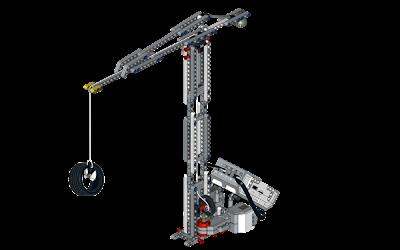 lego nxt crane building instructions