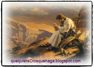 JESUS Y SU SOLEDAD