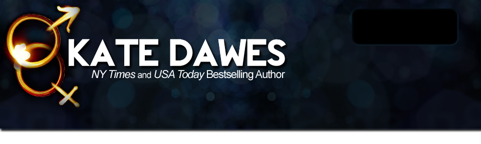 Kate Dawes | New York Times and USA Today Bestselling Author