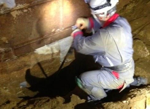 Αμφίπολη: Νέο μυστήριο με την τέταρτη πύλη που οδηγεί πιθανότατα σε υπόγειο νεκρικό θάλαμο!