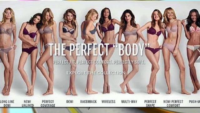 Video - Victoria's Secret slammed for allegedly retouching lingerie model's curves away