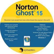برنامج نورتون جوست download norton ghost 15