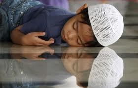 tidur orang berpuasa ibadah