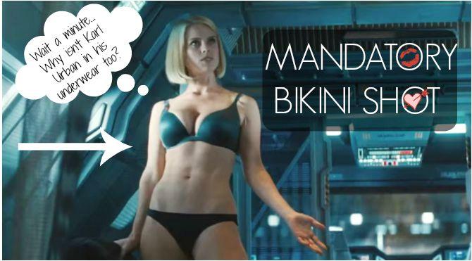 Mandatory Bikini Shot