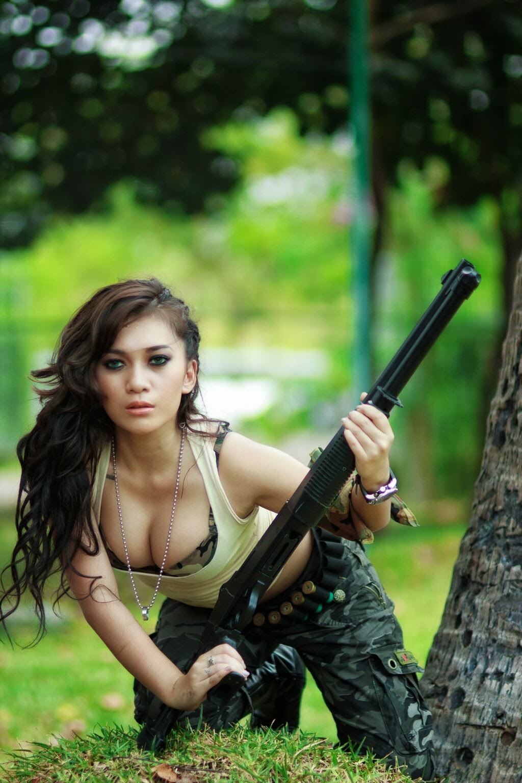Photoshoot Audrey June Diablo Model Galeri Foto Cewek Abg Igo Artis