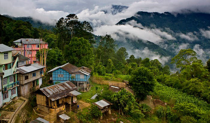 Kaluk India  city photo : India Tourism: best place of Kaluk, Sikkim West
