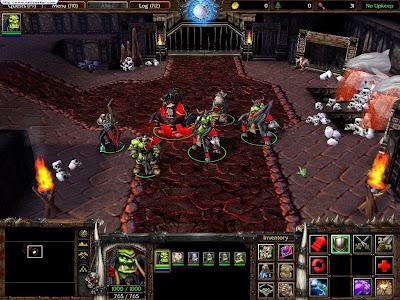 لعبة الاستراتيجية العملاقة WarCraft III Reign of Chaos نسخة كاملة حصريا تحميل مباشر WarCraft+III+Reign+of+Chaos+4
