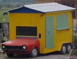 Autocaravanas...não importa se é de pobre...